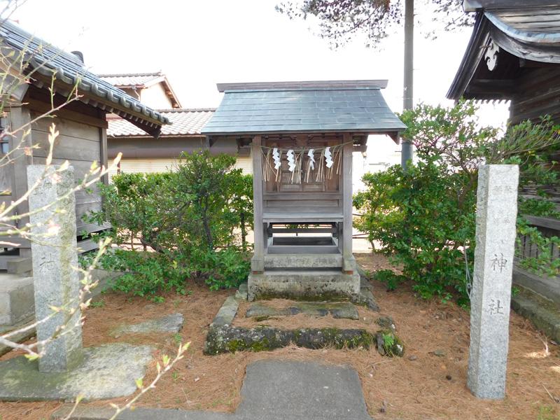 末社 稲荷神社