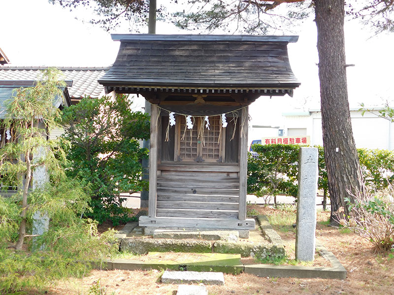 末社 五社神社